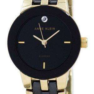 Anne Klein cuarzo 1610BKGB Watch de Women