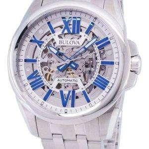 Reloj Bulova Classic 96A187 autom√°tico de los hombres