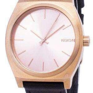 Reloj Nixon tiempo Teller cuarzo A045-1932-00 varonil