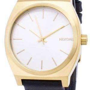 Reloj Nixon tiempo Teller cuarzo A045-2667-00 varonil