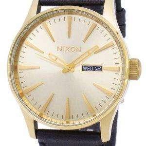 Reloj Nixon Sentry cuarzo A105-510-00 varonil