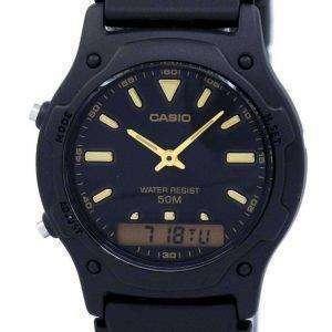 Reloj Casio analógico cuarzo Digital Dual Time AW-49HE-1AVDF AW-49HE-1AV hombre