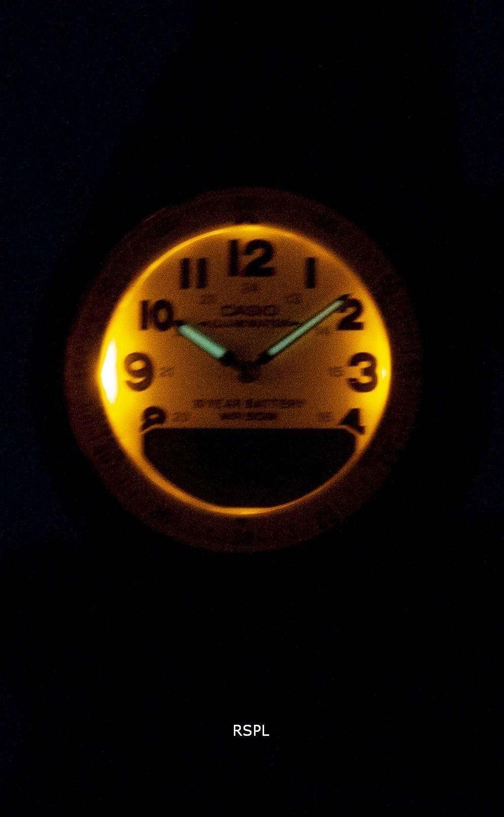 Digital 3bvdf Casio Analógico Telememo Varonil 80v 3bv Reloj