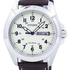 Deportes de ciudadano Eco-Conduzca 15A-AW0050 Watch de Men