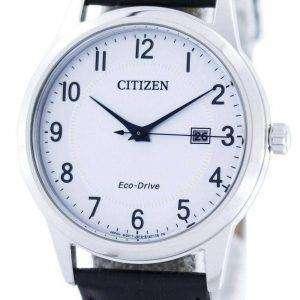Ciudadano Eco-Conduzca energía reserva AW1231-07A Watch de Men