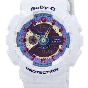 Casio Baby-g Analógico Digital Multi-Color Dial BA-112-7A reloj de mujeres