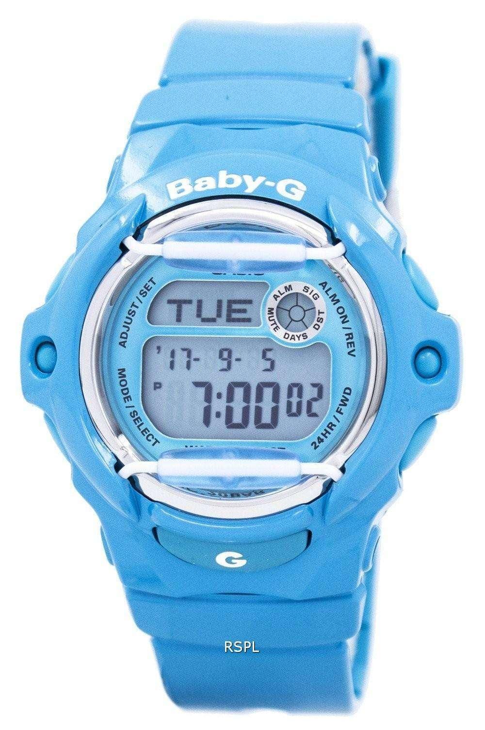 ce461e3b50d1 Casio Baby-g BG-169R-2B BG-169R BG-169R-2 mujeres reloj - citywatches.es