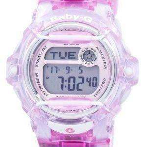 Casio Baby-g alarma mundial tiempo BG-169R - 4D BG169R Ladies reloj
