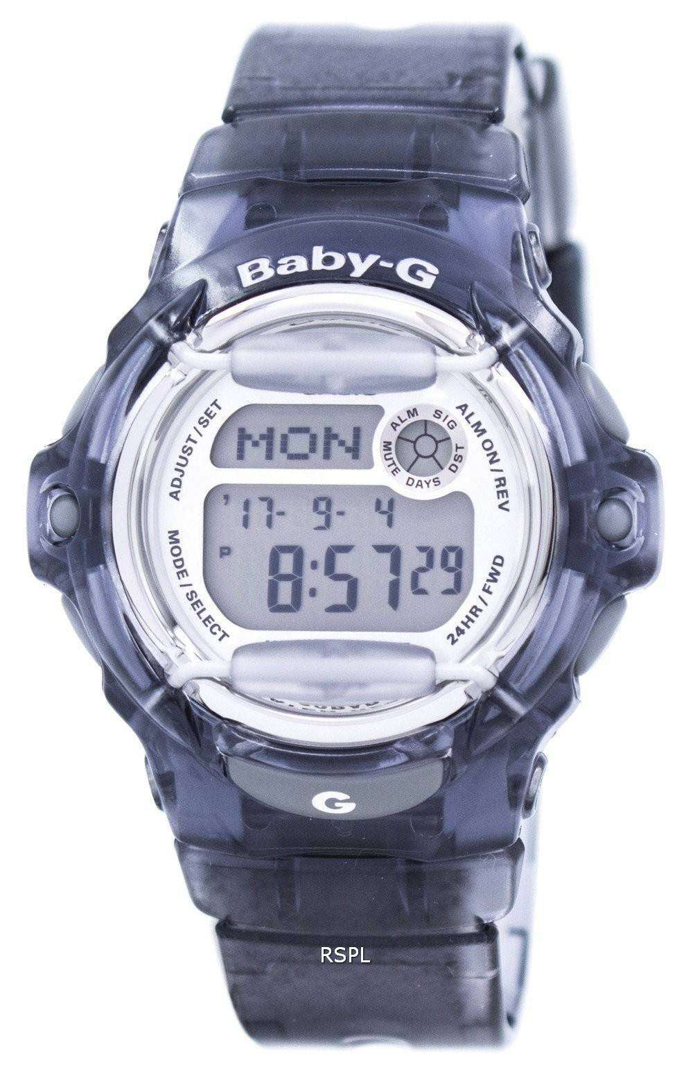 2e09855d9a01 Reloj Casio Baby-g mundo tiempo BG-169R - 8D femenina - citywatches.es