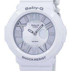 Casio Baby-g Ana-Digi neón iluminador BGA-160-7B1 mujeres reloj