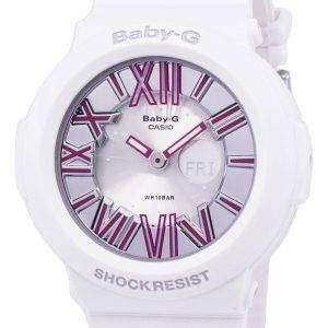 Casio Baby-g neón iluminador BGA-160-7B2DR mujeres reloj