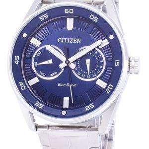 Estilo de ciudadano Eco-Drive BU4027 - 88L reloj de Men
