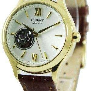 Oriente clásico automático corazón abierto DB0A003W reloj de mujeres