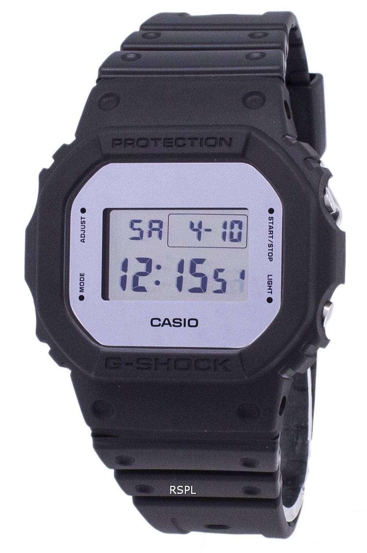 31588f6a1242 Reloj Casio G-Shock Color especial Modelo Digital 200M DW-5600BBMA-1  DW5600BBMA