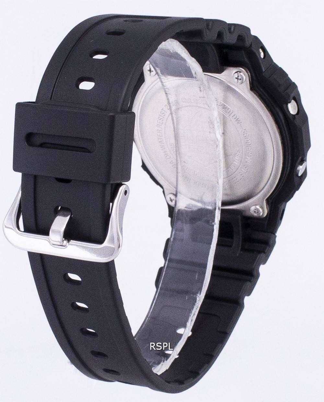 bd7c2f637f3 Reloj Casio G-Shock Color especial Modelo Digital 200M DW-5600BBMA-1  DW5600BBMA