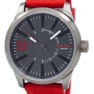 Escofina de diesel plazos cuarzo DZ1806 Watch de Men