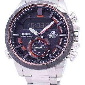 Reloj Casio Edifice resistente Bluetooth Solar BCE-800DB-1A hombre