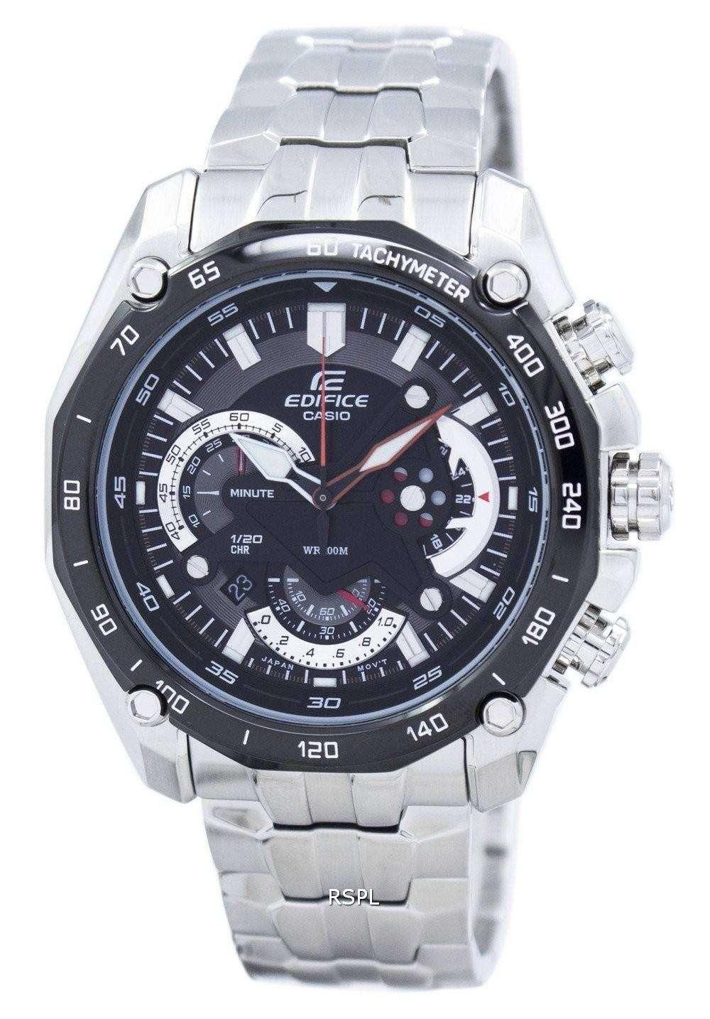 1 1avdf 550d Ef Casio Cronógrafo Reloj Edifice OlwTZukXPi