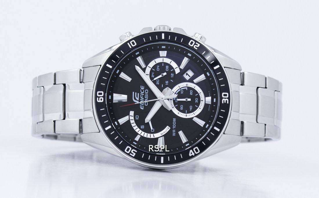 6fac4f974c9f Reloj Casio Edifice Cronógrafo cuarzo EFR-552D 1AV EFR552D-1AV hombre