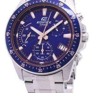 Reloj Casio Edifice Cronógrafo EFV-540D-2AV cuarzo hombre