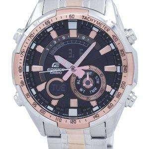 Reloj Casio Edifice Cronógrafo taquímetro Analógico Digital ERA-600SG-1A9V ERA600SG-1A9V hombres