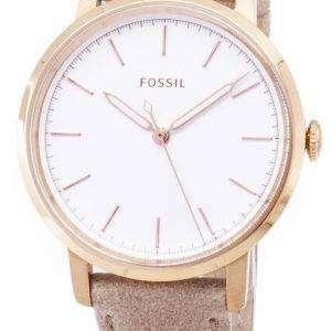 Fósiles Neely cuarzo ES4185 Watch de Women