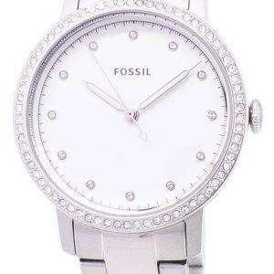 5e56bed2e6df Fósiles Neely cuarzo diamante acento ES4287 Watch de Women