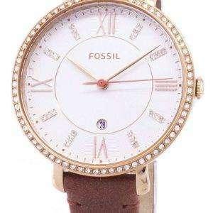 Fossil reloj de Jacqueline ES4413 cuarzo analógico de la mujer