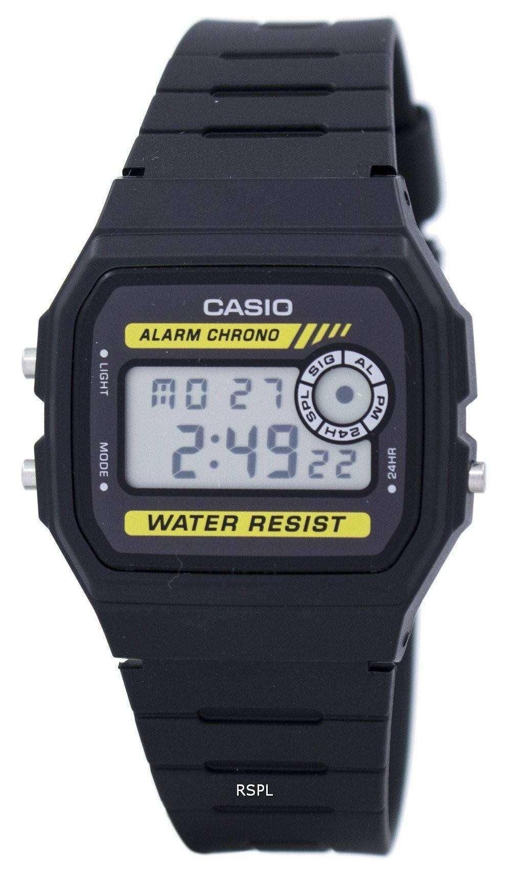 9b7717a7b29d Reloj Casio Crono Alarma Digital F-94WA-9 de los hombres ...