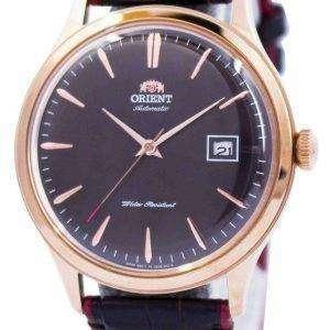 Oriente Bambino versión 4 FAC08001T0 automático clásico AC08001T reloj de hombres