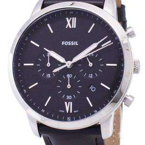 Neutra de fósiles cronógrafo de cuarzo FS5452 Watch de Men