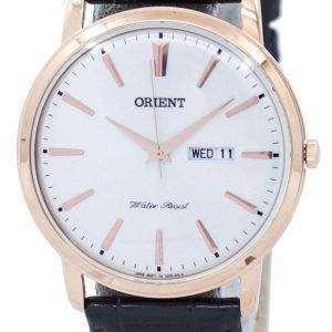 Oriente cl√°sico cuarzo FUG1R005W Watch de Men