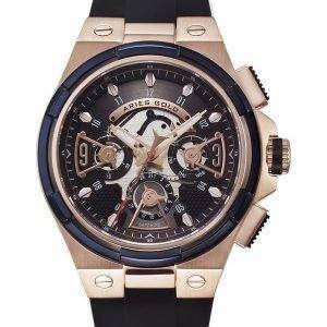 Aries de oro inspiran rel√°mpago cuarzo G 7003 2TRB BKRG Watch de Men