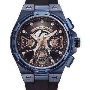 Aries de oro inspiran rel√°mpago cuarzo G 7003 BU-BKRG Watch de Men