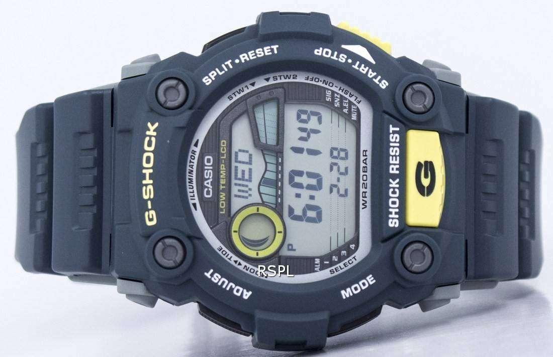 2d G7900 Shock Rescate Reloj 7900 Casio G Deporte H9W2EDI