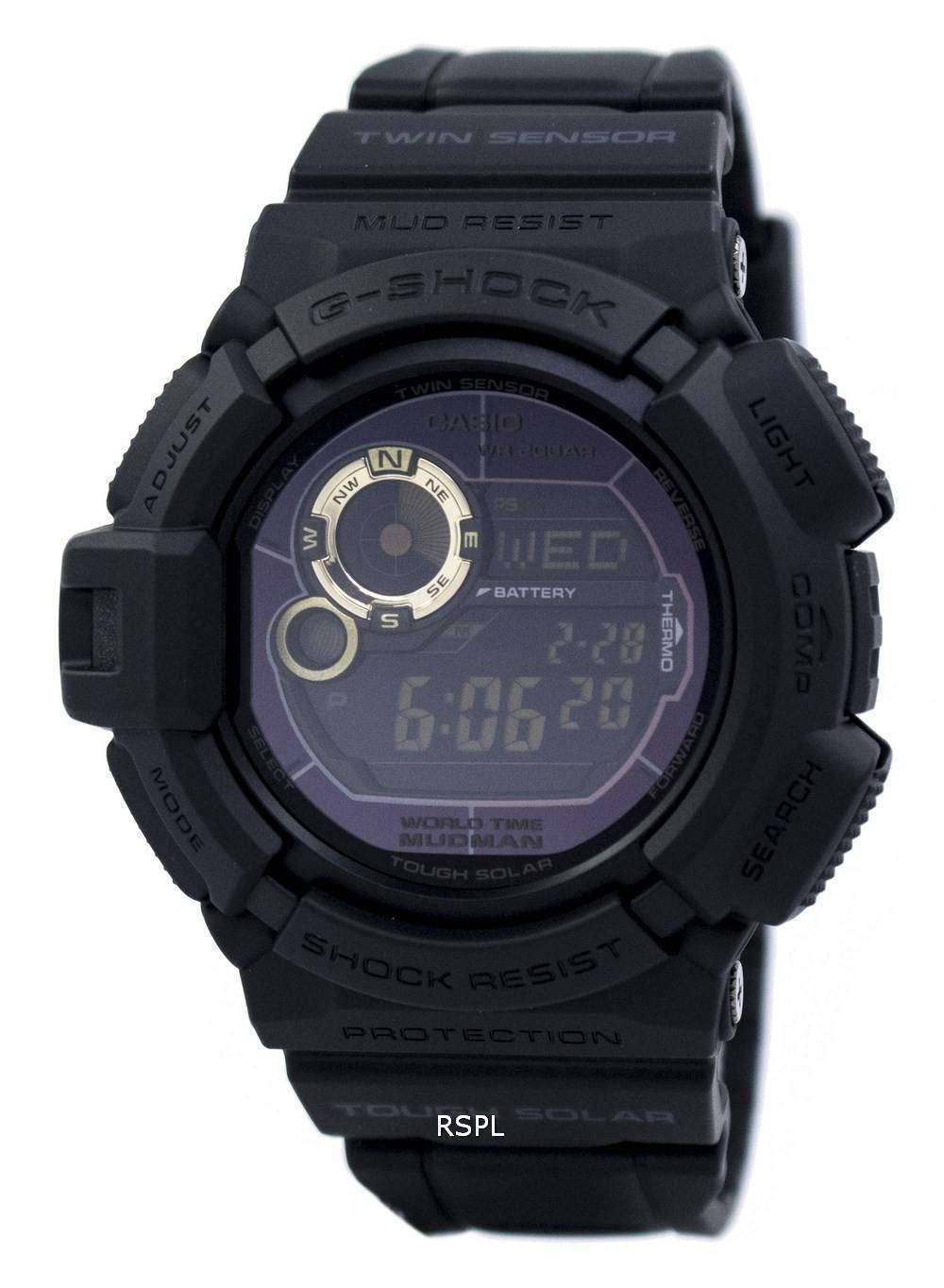 1d Shock Mudman 9300gb Reloj G Casio 1TKcJlF