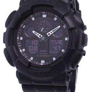 Analógico Digital de Casio G-Shock 200M GA100BT-1A GA-100BT-1A reloj de Men