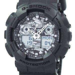 Reloj Casio G-Shock camuflaje serie analógica Digital GA-100CF-8A varonil