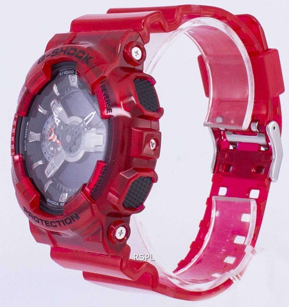 545620ecb8c6 Reloj Casio G-Shock Color especial modelos Digital 200M GA110CR de GA-110CR-