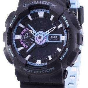 Reloj Casio G-Shock a prueba de golpes Analógico Digital GA-110PC-1A GA110PC-1A hombre