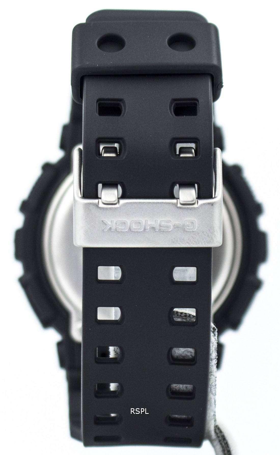Hombres Casio Ga Digital Negro 1a Analógico 120 G Reloj Shock 35jcLR4Aq