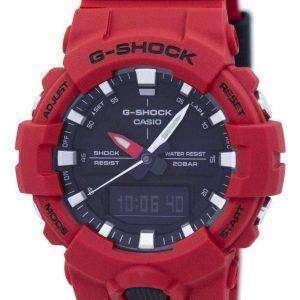 Reloj Casio G-Shock a prueba de golpes Analógico Digital GA-800-4ADR GA800-4ADR varonil