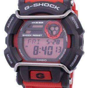 Reloj de Casio G-Shock Flash iluminador súper alerta 200M GD-400-4 hombres