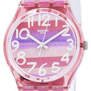 Reloj Unisex Swatch originales Astilbe cuarzo suizo GP140