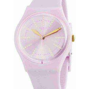 Swatch Originals Guimauve analógico cuarzo GP148 Watch de Women