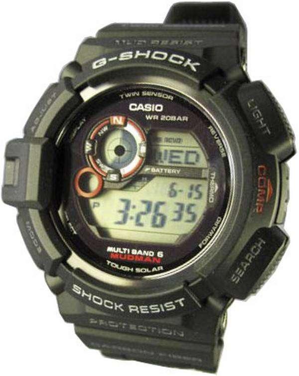 G Mudman 9300 Gw Reloj Casio 1a Shock bgvf6yY7