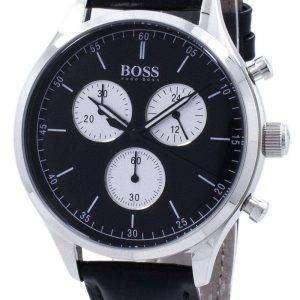 Hugo Boss compañero Cronógrafo cuarzo 1513543 Watch de Men