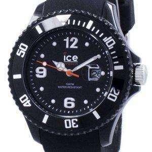 Siempre hielo pequeño Sili cuarzo 000123 Watch de Women