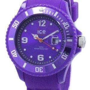 Siempre hielo pequeño Sili cuarzo 000131 Watch de Women