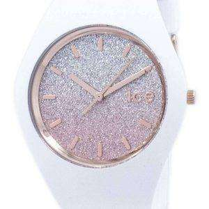LO del hielo medio cuarzo 013431 Watch de Women